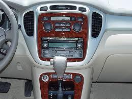 4wd toyota highlander 2007 toyota highlander reviews and rating motor trend