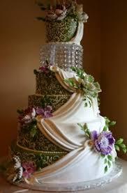 art nouveau wedding cakes part1 color me fabulous