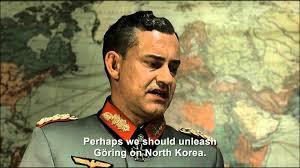 Kim Jong Il Meme - hitler is informed kim jong il does not defecate