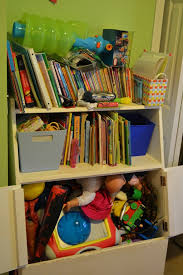 Toy Bookcase The Toys Are Taking Over U2026 Living Laughing U0026 Loving