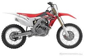 2016 honda crf450r first ride motorcycle usa