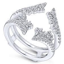 Wedding Ring Enhancers by Ring Jackets U0026 Ring Enhancers U0026 Ring Wraps Gabriel U0026 Co