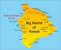 map of hawaii big island maps directions hawaii resort rentals