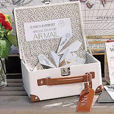 wedding wishing box mini suitcase wishing well wedding reception weddingstar ebay