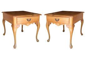 Oak End Tables Oak End Tables My Grand Estate Sale