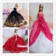 free shipping 3pcs beautiful handmade party doll u0027s dress clothes