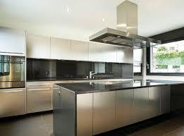 Stainless Steel Kitchen Cabinet Doors Best 25 Metal Kitchen Cabinets Ideas On Pinterest Brass Kitchen