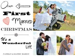 married christmas cards christmas cards our married christmas meylah