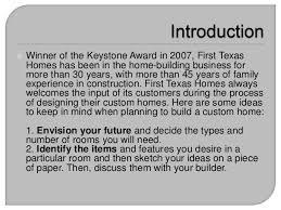 Designing A Custom Home Designing A Custom Home Home Design Ideas