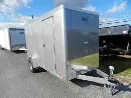 Enclosed Trailer Awning For Sale Atc 6 X 12 Aluminum Enclosed Cargo Trailer Barn Doors