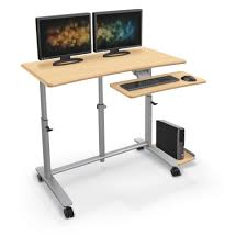 Ergonomic Sit Stand Desk by Office And Computer Mooreco Inc Best Rite Balt