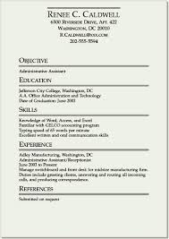 internship resume exles resume exles for college students internships exles of resumes