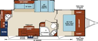 Rear Kitchen Rv Floor Plans Open House 2017 Archives Good Life Rv