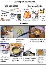2 recette de cuisine cuisine la compote de pommes meroute en clis