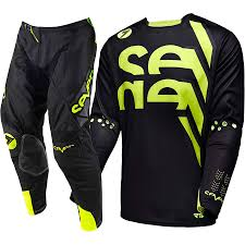 motocross gear for kids new seven kids mx gear set chop black yellow youth motocross pants