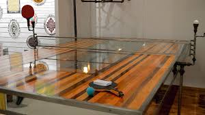 dining room ping pong table of including inexpensive top black and