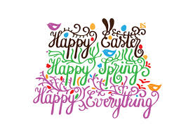 happy everything happy easter happy happy everything svg cut file by