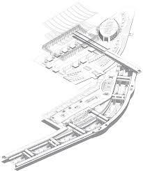exploded floor plan chicago terminus u2014 al ochsner