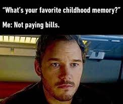 Paying Bills Meme - not paying bills funny pictures quotes memes funny images