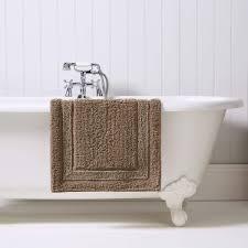 bath shower mats towelling bath mats and rugs christy shower christy camden 1800gsm cotton twist bath rug pecan