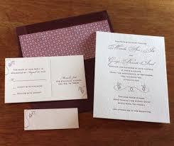 Winery Wedding Invitations Destination Wedding Invitation Designs Letterpress Wedding