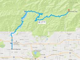 Pacific University Campus Map Sat 6 24 2017 Omc Monthly Ride U2013 Gmr From Bert U0027s To Mt Baldy