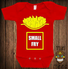 French Fry Halloween Costume Small Fry Costume Fast Food French Fries Funny Halloween Funny