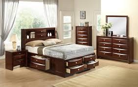 Trent Bedroom Set Espresso Finish Global Furniture Usa Linda Storage Platform Bed U0026 Reviews Wayfair