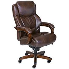 Leather Office Chair Serta Works Executive Office Chair With Air Technology