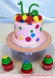 cupcake cake for sweet 16 sweet 16 cupcake tower u2014 birthday