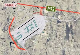 sydney u0027s badgerys creek airport will not have a rail connection