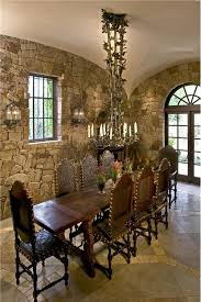 country rustic dining room by sherry hayslip