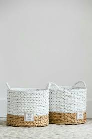 best 25 painted baskets ideas on pinterest diy crochet