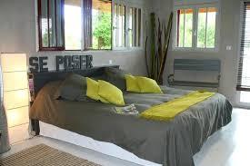 deco chambre jaune et gris deco chambre jaune et gris dacco chambre adulte jaune les