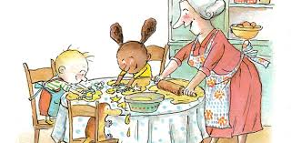 mamie cuisine grand mère amour et tartes aux pommes il était une fois