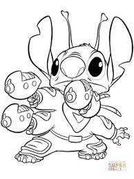 lilo u0026 stitch coloring pages free coloring pages