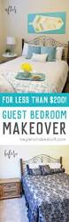 Budget Bedroom Makeover - guest bedroom makeover for just 200 hey let u0027s make stuff
