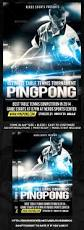 pingpong tournament flyer by flyernerds graphicriver