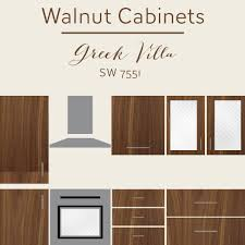kitchen wall colors with light brown cabinets the best wall colors to update stained cabinets rugh design