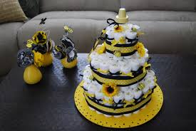 home decorated cakes interior design top baby shower bee theme decorations design