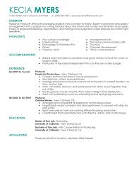 Media Resume Sample by Media Resume Sample Resume For Your Job Application