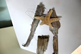 diy driftwood christmas tree canvas