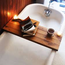 How To Make A Wooden Bath Tub by Make A Relaxing Statement In Your Elegant Bath With The Wooden Tub