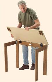 How To Make A Wooden End Table by Best 25 Folding Tables Ideas On Pinterest Kids Folding Table