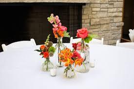 Bud Vase Arrangements Handmaker Of Things Weddings