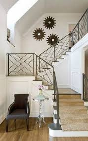 Contemporary Handrails Interior Choosing The Perfect Stair Railing Design Style Railing Design