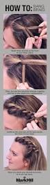 time to get messy hairstyles 10 easy hairstyles for bangs to get them out of your face easy
