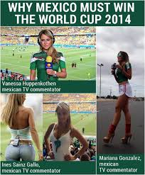 Mexican Women Meme - deed on twitter why mexico must win the worldcup2014