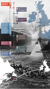 Titanic Second Class Menu by Titanic Sailing Route Map
