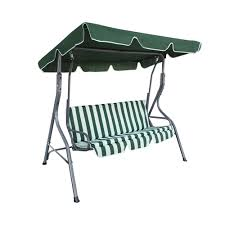 outdoor canopy porch swing patio bench garden swing chair with